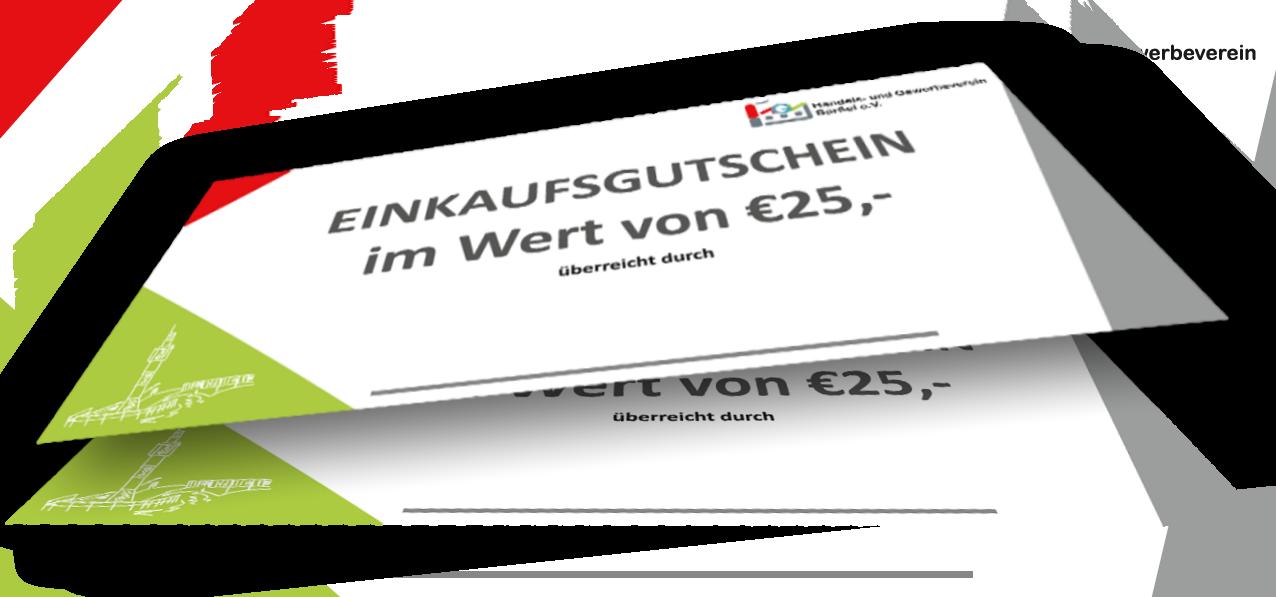 Einkaufsgutschein HGV Barßel