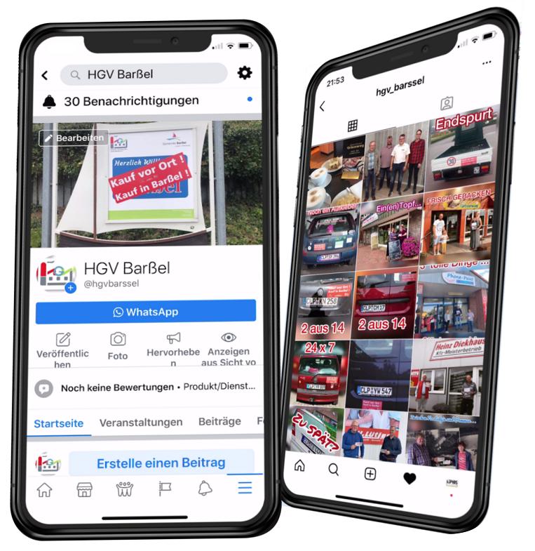 HGV Social Media